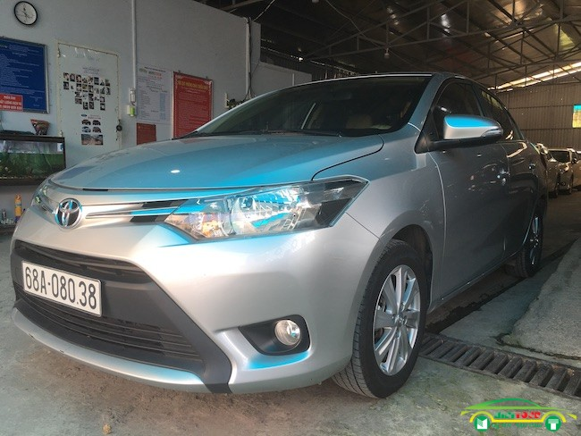 Toyota Vios AT