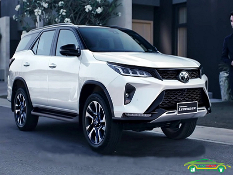 Toyota Fortuner AT 2021